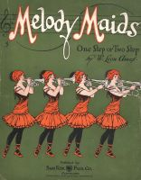 Melody Maids by peterpulp