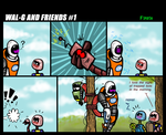 WAL-G and Friends #1 by Finjix