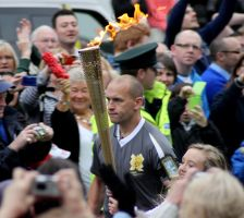 Olympic Torch Relay by Emz-Photography
