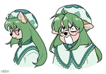 cheadle doodle by whitekitestrings