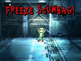 Freeze Scumbag by FlawsofBrawl