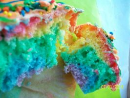 Rainbow sweets by Penji