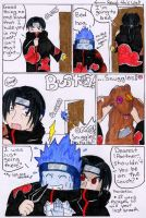 Itachi's Secret by Lykaios7789