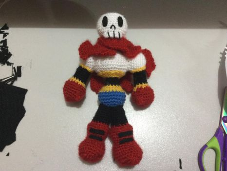 PAPYRUS PLUSH!!! SQUEE!! by Dark-Merchant