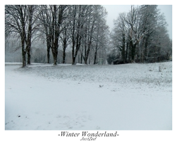 Winter Wonderland #1 by justzed