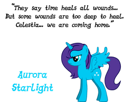 Lady Aurora Starlight, Leader of the Exiles by SonictheHedgehogPL