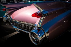 Pink Cadillac by The-Caped-Madman