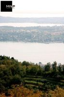 garda's lake panorama by moiraproject