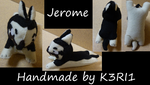 Jerome Plush by K3RI1