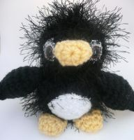 Penguin amigurumi by e1fy