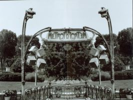 Mirrored reality by atomicmufin