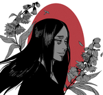 Blood and Flowers by siiila