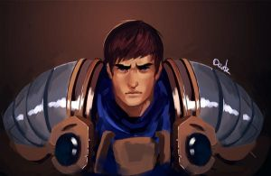 Garen by Ninra