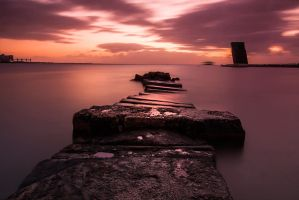 .: Old Pier :. by Zugo