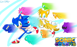 Sonic Colors by heihei188