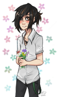 I LIKE FLOWERS by PrinceLameo