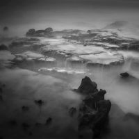Berem Rock - Sawarna by Hengki24