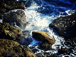 rocks by 0orchid