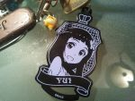 Yui Keychain by thunderdogs