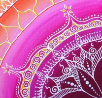 Sari Sun detail by ChaoticatCreations