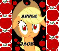 Apple jack it rains apples by 666inflames666