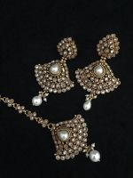Kundan Earrings Jewellery Shopping online in UK by blingforyou