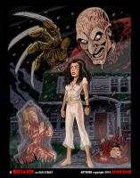 A Nightmare on Elm Street by BryanBaugh