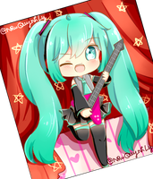 Miku miku fever ! (Updated) by NhuQuynhLy