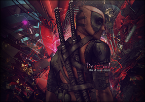 Deadpool by LikeItWasOnce