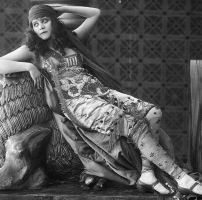 Vintage Stock - Theda Bara by Hello-Tuesday