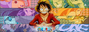 One Piece - We Go! by TripulacaoOnePiece