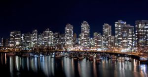 Vancouver Night 01 by digital-uncool
