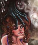 The tormented women called Megara by mokacarbonara