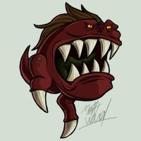 Day 1: Squig by wibblethefish