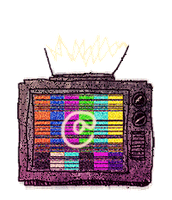 TV pixel by poiju