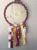 Harry Potter Dream Catcher by Craft-Me-A-Dream