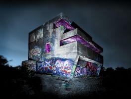 Malabar Head Bunker Number 2 by brentbat