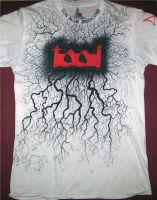 Tool T-shirt design -back- by Crimsonesque