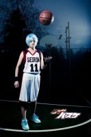 The Basketball Which Kuroko Plays by gokulover3