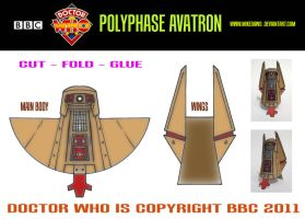 Doctor Who - Polyphase Avatron by mikedaws