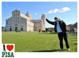 I Love PiSa by zeronemike