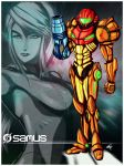 Metroid: Samus Aran Varia Suit by Bathiel