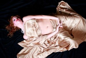 Wrapped in Gold 12 by Deathrockstock