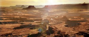 Canyonlands Green River Overlo by houstonryan