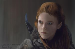 Ygritte by Narholt