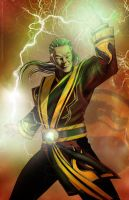 SHANG Tsung by artstudio