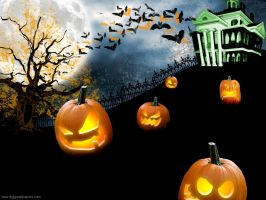 Halloween Wallpapers 1 by diggwallpapers