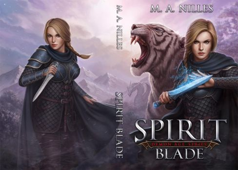 Spirit Blade by PRDart