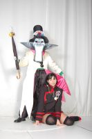 D.Gray-man Lenalee and TheEarl by Lenalee-chwan