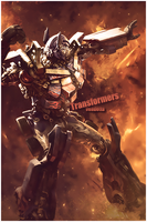 Transformers by Rookeiro